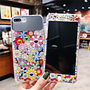 povoljno iPhone maske-kutija za jabuka iphone xr / iphone xs max uzorak / ogledalo stražnji poklopac cvijet mekana tpu za iphone x xs 8 8plus 7 7plus 6 6plus 6s 6splus