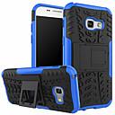 voordelige Galaxy Ace 4 Hoesjes / covers-hoesje Voor Samsung Galaxy S8 Plus / S8 / S8 Edge Schokbestendig / Stofbestendig Achterkant Lijnen / golven Hard Kunststoffen / PC