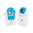 povoljno Dječji monitori-Factory OEM® 0.3 mp Baby Monitor CMOS 70 ° ° C Raspon noćne vidljivosti 5 m 0 GHz