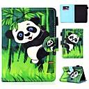 رخيصةأون أغطية-غطاء من أجل KOBO kobo clara HD حامل البطاقات / ضد الصدمات / مع حامل غطاء كامل للجسم باندا قاسي جلد PU