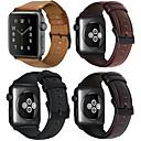 voordelige Apple Watch-bandjes-Horlogeband voor Apple Watch Series 5/4/3/2/1 Apple Klassieke gesp Echt leer Polsband