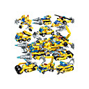 رخيصةأون البناء و المكعبات-أحجار البناء 1 pcs متوافق Legoing من صنع يدوي سيارة الشرطة هليكوبتر الجميع ألعاب هدية