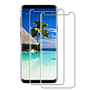voordelige Galaxy S6 Edge Plus Hoesjes / covers-SamsungScreen ProtectorS9 High-Definition (HD) Voorkant screenprotector 2 pcts Gehard Glas