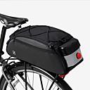 ieftine Portbagaj Față & Spate-10 L Genți Portbagaj Bicicletă Impermeabil Portabil Purtabil Geantă Motor 600D Poliester Geantă Biciletă Geantă Ciclism Ciclism Bicicletă