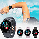 ieftine Boxe-s08 inteligent ceas ip68 impermeabil cardiac rata de monitorizare smartwatch bluetooth smartwatch activitate fitness tracker banda