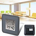 رخيصةأون آلات الحرارة-محطة الطقس أجهزة استشعار لاسلكية ميزان الحرارة الرقمي الرطوبة شاشة lcd درجة الحرارة&الرطوبة 0c-60c / 20 ٪ -99 ٪ TS-S66