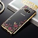 economico Custodie / cover per Galaxy serie S-Custodia Per Samsung Galaxy S9 / S9 Plus / S8 Plus Resistente agli urti / A prova di sporco / Fantasia / disegno Per retro Fiore decorativo Morbido TPU