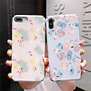 رخيصةأون أغطية أيفون-الحال بالنسبة لتفاح iphone xr / iphone xs max / توهج في الظلام الغطاء الخلفي زهرة pc لفون x xs 8plus 8 7 زائد 7 6 6 ثانية 6 زائد 6 ثانية زائد