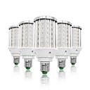 povoljno LED klipaste žarulje-LOENDE 5pcs 30 W LED klipaste žarulje 3000 lm E26 / E27 T 108 LED zrnca SMD 5730 Toplo bijelo Bijela 85-265 V