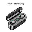 povoljno Pravi bežični uš-Litbest LX-9 Mini Smart Touch TWS Bežične slušalice Bluetooth Slušalice 5.0 Bežične slušalice 8D Stereo slušalice s kutijom za punjenje 2000mAh