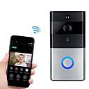 ieftine Accesorii Wii-hh-d05 720p supraveghere video inteligentă pentru casă supraveghere video wireless wifi telecomandă interfon telefon video video inteligent zi / noapte 166 ° unghi larg vedere live ușă