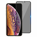 voordelige iPhone-hoesjes-privacy schermbeschermer voor iphone 11/11 pro / 11 pro max anti-spion gehard glas 1 st voorschermbeschermer high definition (hd) / 9h hardheid