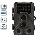 رخيصةأون كاميرات المراقبة IP-1080p HD كاميرا الحياة البرية درب الصيد مع الحركة المنشط للرؤية الليلية 120 عدسة واسعة الزاوية IP65 للماء الكشفية الحياة البرية الكاميرا