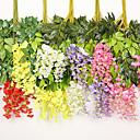 povoljno Umjetno cvijeće-umjetni cvijet 1pc grana moderni suvremeni vječni zid zid cvijeta simulacija cvijeće tvornica izravni grah cvjetni zid viseći vjenčani luk ukras cvijet vjenčanje strop ukras