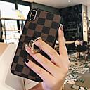 povoljno Maske/futrole za Galaxy S seriju-futrola za samsung galaxy s9 / s9 plus / s8 plus / s8 / s10 / s10 plus / s10e / napomena 8 / napomena 9 / m20 / m30 držač prstena / uzorak stražnje naslovnice linije / valovi pu koža