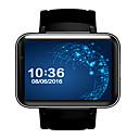 preiswerte PS4 Zubehör-Uhr Smartwatch digital Moderner Stil Sportlich Stilvoll Silikon 30 m Wasserdicht Herzschlagmonitor Bluetooth digital Freizeit Draußen Schwarz Schwarz / Silber