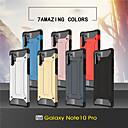 povoljno Maske/futrole za Galaxy S seriju-Θήκη Za Samsung Galaxy Galaxy S10 / Galaxy S10 Plus / Galaxy S10 E Otporno na trešnju Stražnja maska Oklop PC