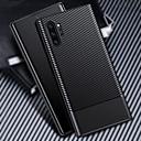 Недорогие Чехлы и кейсы для Galaxy Note 8-чехол из углеродного волокна для Samsung Galaxy Note 10 Plus Galaxy Note 10 силиконовый чехол