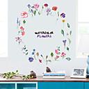رخيصةأون ملصقات ديكور-أزياء ملونة ملصقات الحائط الزهور - الحيوانات ملصقات الحائط الحيوانات / المناظر الطبيعية غرفة الدراسة / مكتب / غرفة الطعام / المطبخ