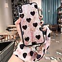 povoljno iPhone maske-futrola za samsung galaxy s9 / s9 plus / s8 plus / s8 / s10 / s10 plus / napomena 8 / nota 9 uzorak stražnji poklopac srce pu kože