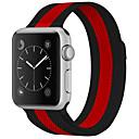 voordelige Apple Watch-bandjes-horlogeband voor Apple Watch-serie5 / 4/3/2/1 Apple Milanese polsriem van roestvrij staal met lus
