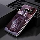 povoljno Samsung oprema-futrola za samsung galaxy s10 plus / galaxy s10 e imd / pattern stražnji poklopac cat tiger tpu za s8 / s8 plus / s9 / s9 plus / s10