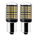 olcso HID és halogén izzók-2pcs 1156 / 7440 Autó Izzók 22 W SMD 3014 144 LED Irányjelző / Féklámpák / A hátrameneti (biztonsági) fények Kompatibilitás Univerzalno Minden évjárat