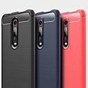 povoljno Maske/futrole za Xiaomi-futrola za xiaomi mi 9t 9t pro cc9 cc9e mi9 9se zaštitne torbice za cijelo tijelo od pune boje karbonskih vlakana redmi k20 k20 pro note7 note 7 pro note 6 pro