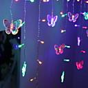 povoljno LED svjetla u traci-7m Žice sa svjetlima 48 LED diode Više boja Ukrasno 220-240 V 1set