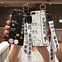 voordelige iPhone 5 hoesjes-hoesje Voor Apple iPhone XS / iPhone XR / iPhone XS Max Stofbestendig / met standaard / Patroon Achterkant Woord / tekst / Cartoon silica Gel
