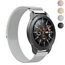 povoljno Remenje za sat Samsung-20 / 22mm milanske mrežaste magnetske vrpce za ručni sat za samsung galaxy sat 42 / 46mm