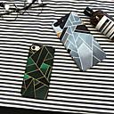 رخيصةأون أغطية أيفون-غطاء من أجل Apple iPhone XS / iPhone XR / iPhone XS Max ضد الغبار / نموذج غطاء خلفي نموذج هندسي الكمبيوتر الشخصي