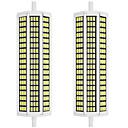 povoljno LED klipaste žarulje-2pcs 20 W LED klipaste žarulje 2000 lm R7S 162 LED zrnca SMD 5733 New Design Toplo bijelo Bijela 220-240 V 110-120 V