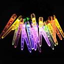 povoljno LED svjetla u traci-5m Žice sa svjetlima 20 LED diode Više boja Sunce / Ukrasno Napelemes 1set