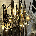 povoljno LED svjetla u traci-brelong 3m 30led zvijezde bakrene crte svjetla vanjska vodootporna strujna svjetla halloween ukrasna stila