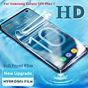 voordelige iPhone-hoesjes-9d full cover zachte hydrogelfilm voor samsung galaxy s10 s9 s8 plus schermbeschermer voor samsung galaxy s10e note 8 9 niet glas