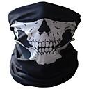 povoljno Dekoracija doma-Halloween maske za lubanje vanjski motocikl bicikl višenamjenski vrat toplo