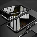 voordelige iPhone-hoesjes-voor iphone x xs 7 8 360 dubbel gehard glas anti-spion privacy telefoonhoesje