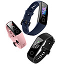 voordelige Huawei Mate hoesjes / covers-Huawei Huawei honor band 5 mannen vrouwen slimme armband smartwatch android ios bluetooth waterdicht touchscreen hartslagmeter sport calorieën verbrand ecg + ppg timer stopwatch stappenteller