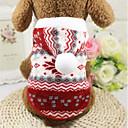 رخيصةأون ملابس وإكسسوارات الكلاب-كلب المعاطف الفساتين سترة الشتاء ملابس الكلاب كوستيوم طفل كلب صغير قطن الزفاف S M L XL XXL