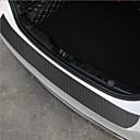 رخيصةأون أدوات الحمام-60x6.7 سنتيمتر العالمي ملصقات السيارات عتبة الباب شبشب المضادة للخدش ألياف الكربون السيارات ملصقا الشارات