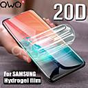 tanie Folie ochronne do Samsunga-20D Anti Blue Light Hydrożelowa folia do Samsung Galaxy S10 S9 S8 Plus Note 8 9 10 Pro folia ochronna do Samsung S10E pełna pokrywa