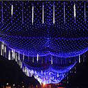 povoljno LED svjetla u traci-3M Žice sa svjetlima 200 LED diode Toplo bijelo / Bijela / Crveno Vodootporno / Party / Ukrasno 220 V 1pc / Povezivo / IP44