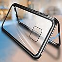 voordelige Huawei Mate hoesjes / covers-magneto magnetische adsorptie metalen glazen behuizing voor huawei mate 20 pro mate 20 achterkant van de behuizing voor huawei mate 20 lite