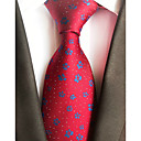 رخيصةأون ربطات عنق-ربطة العنق ورد رجالي حفلة / عمل