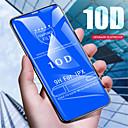 رخيصةأون شواحن USB-10d الزجاج الواقي للآيفون x 7 8 زائد 10 د حافة الزجاج المقسى على آيفون 7 8 × حالة الزجاج IX i7 فيلم