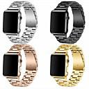 tanie Opaski do Apple Watch-Watch Band na Apple Watch Series 5/4/3/2/1 Jabłko Metalowa bransoletka Stal nierdzewna Opaska na nadgarstek