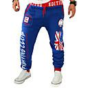 povoljno Sportske hlače-Muškarci Osnovni Sportske hlače Hlače - Više boja Svijetlosiva Obala Plava US40 / UK40 / EU48 US42 / UK42 / EU50 US44 / UK44 / EU52