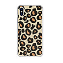 رخيصةأون أغطية أيفون-غطاء من أجل Apple iPhone XS / iPhone XR / iPhone XS Max نموذج غطاء خلفي حيوان / لون متغاير TPU