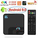 رخيصةأون صناديق التلفاز-h6 tv box android 8.1 allwinner h6 uhd media player 6k hdr 2gb 16gb 2.4g wifi tv box 100m lan usb3.0 h.265 vp9